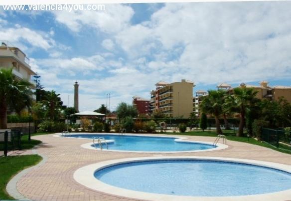 Alquiler en valencia apartamentos for Apartamentos con piscina en valencia