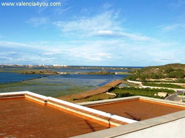 Alquiler en valencia cullera espectacular villa en for Alquiler villas con piscina privada