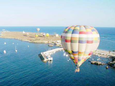 Valencia activo aventuras - Paseo en globo valencia ...